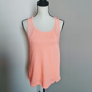 NWOT Cotton on work out tank with mesh back detail